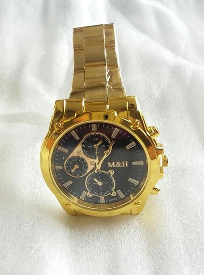 Relógio M & H Unissex