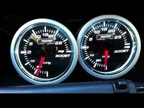 Medidor Turbo Boost Prosport Vw Ford Seat Universal Gcp
