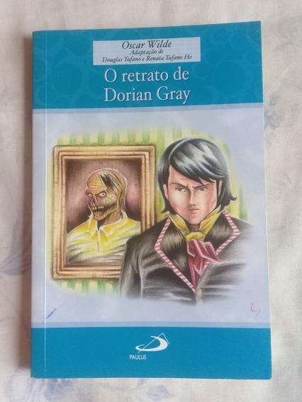Livro O Retrato De Dorian Gray -oscar Wilde /editora Paulus