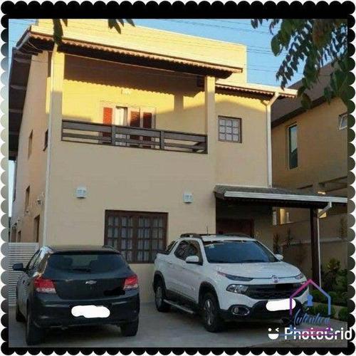 Imagem 1 de 16 de Casa Com 4 Dormitórios À Venda, 225 M² Por R$ 855.000 - Terras De São Fernando - Cotia/sp - Ca1294