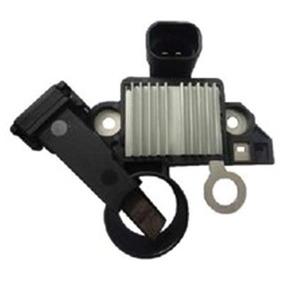 Regulador Voltagem Tensão Alternador Onix Cruze S10 - Ik5066