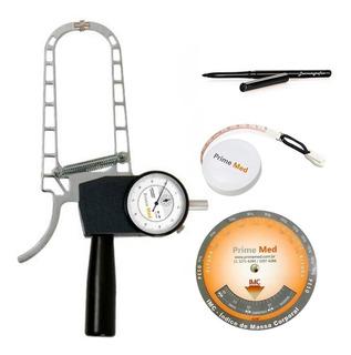 Adipometro Plicometro Clínico Analogico Prime Med A30