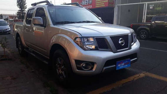 Nissan Frontier Sv Attack 4x4, 2016/2016 , Apenas 99.000 Km