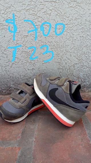 Zapatillas Nike Niña-niño (muy Poco Uso)
