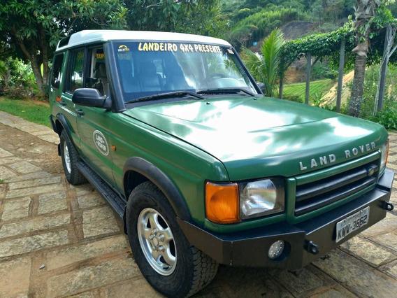 Land Rover Discovery Serie 2 Td5 Intercooler Diesel