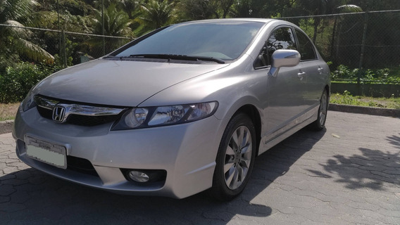 Honda Civic 2011 Lxl Se Automático Com Histórico