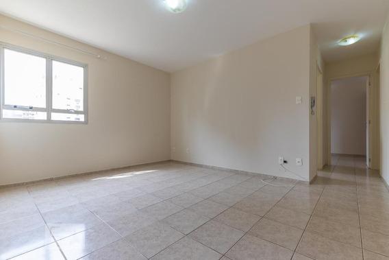 Apartamento No 6º Andar Com 1 Dormitório E 1 Garagem - Id: 892996404 - 296404