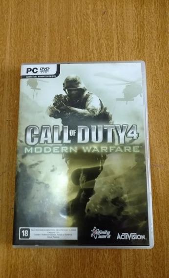 Game De Pc Call Of Duty 4 Modern Warfare