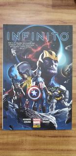 Hq Infinito Vingadores Marvel