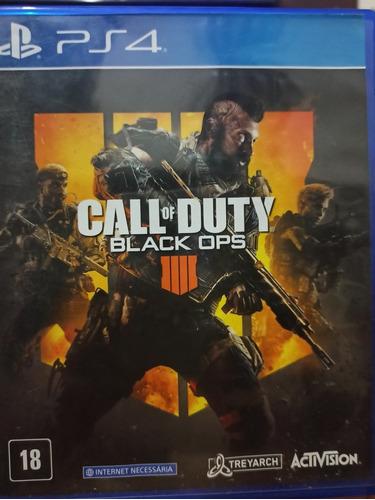Call Of Duty Black Ops Llll Ps4 Mídia Física