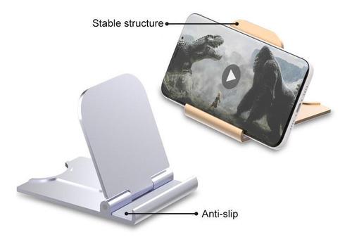 Stand Soport Universal Celular Mesa Escritorio Teléfon Table