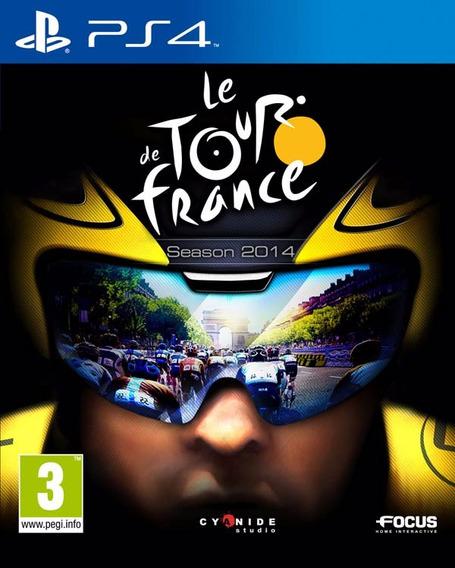 Tour De France 14 Ps4 Original**1