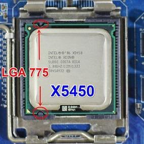 Processador Intel Xeon X5450=q9650 3.0gz - Lga 775 + Brind