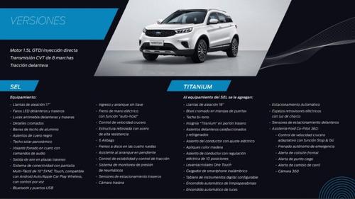 Ford Territory Titanium 0km