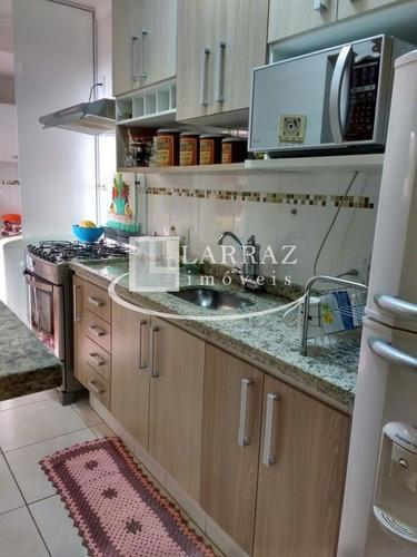 Lindo Apartamento Para Venda No Greenville Com Quintal Privativo, 2 Dormitorios Sendo 1 Suite E 65 M2 De Area Útil - Ap00405 - 32002418