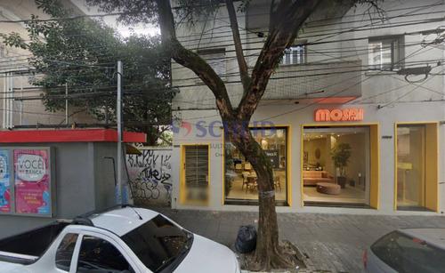 Terreno À Venda, 400 M² - Pinheiros - Mr75456