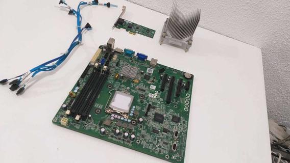 Placa Mãe Servidor Dell Poweredge T110 Com Defeito