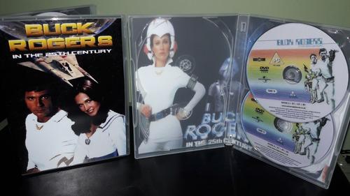 Imagem 1 de 2 de Dvd Buck Rogers 1ª Temporada ( 6 Dvds )