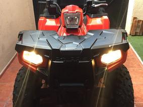Cuatrimoto Polaris 570 2017, No Can Am, Honda, Ktm,