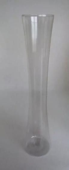 50florero Modelo Espiga Centro De Mesa Plástico Tipo Cristal