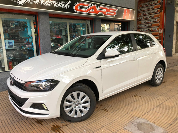 Nuevo Vw Polo 1.6 Trendline Mt 0km - Canje Financiacion