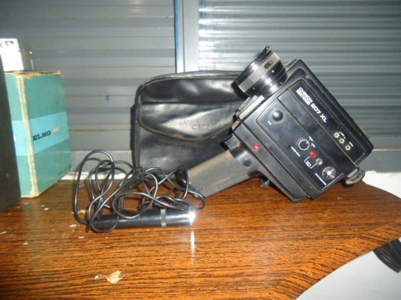 Filmadora Super 8 Chinon 207xl Direct Sound