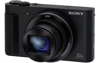 Camera Sony Dsc-hx80 20mp/30x/fhd Preto
