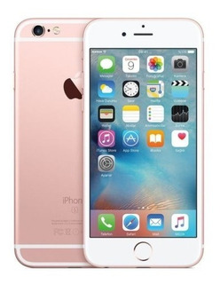 Iphoe 6s 64 Gb - Ouro Rose