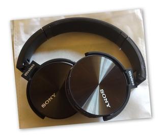 Audífonos Sony Bluetooth + Cable De Carga