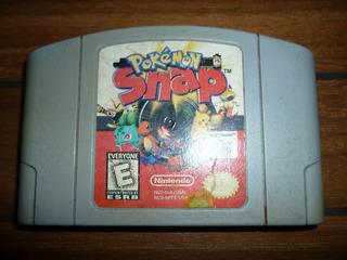 Pokemon Snap 64