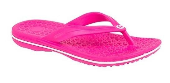 Sandalias Para Playa Baño Dama Charly 1090144 Az Md Rs Poi19