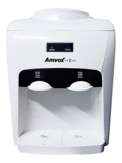 Bebedouro de água Amvox ABB 240 20L branco 110V/220V