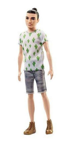 Boneco Ken Fashionista - Fjf74 - Mattel