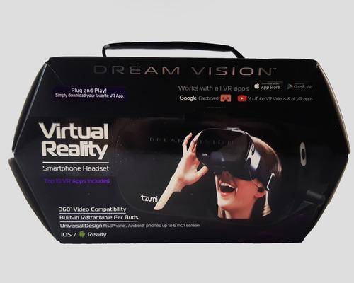 Lentes De Realidad Virtual Marca Tzumi