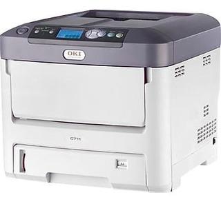 Impresora Oki Data C711