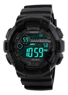 Reloj Skmei 1243 Hombre Deportivo Digital Sumergible Garanti