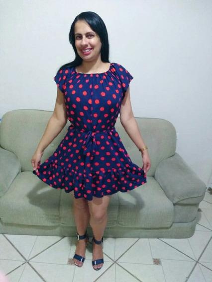 Vestido Bolinha