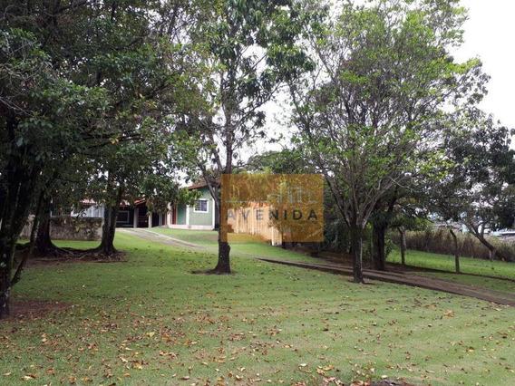 Chácara Residencial À Venda, Parque Da Represa, Paulínia. - Ch0106