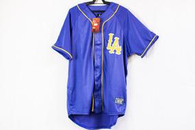Camisa Baseball La M10