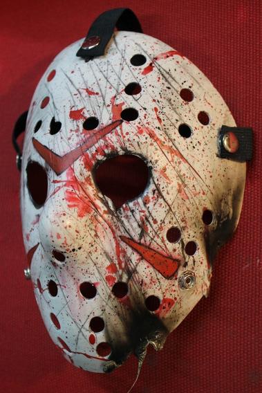 Jason Custom Mask Edicion Especial, Mascara, Halloween Myers