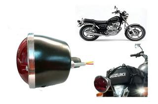Lanterna Traseira Com Vigia P/ Moto Chopper