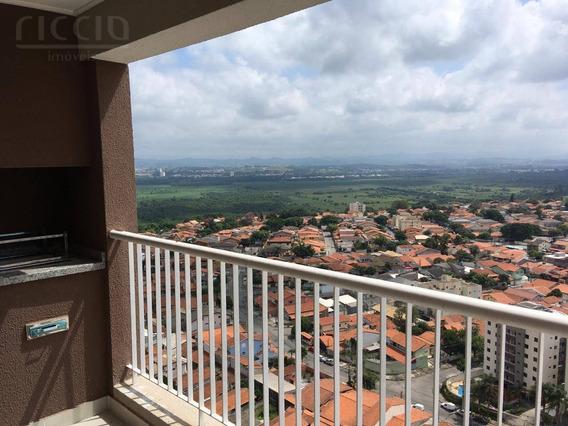 Splendor Garden 75m2 2 Dorms, Suíte, Andar Alto, Sol Da Manhã - Contra Piso - Ap2086