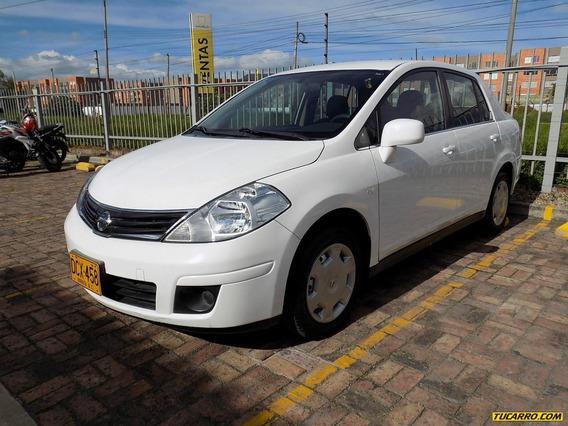 Nissan Tiida Mt 1800