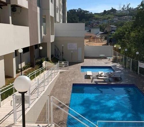 Apartamento Com 1 Dormitório À Venda, 45 M² Por R$ 215.000,00 - Centro - São José/sc - Ap8398