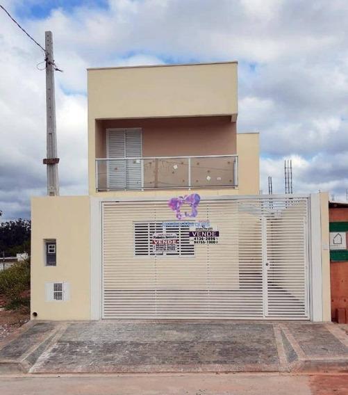 Sobrado À Venda, Jardim Bela Vista, Araçariguama/sp - So0031