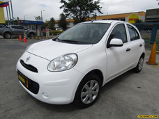 Nissan March Advance Mt 1600cc 2ab