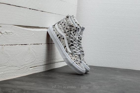 Tênis Vans Sk8 Hi Slin Italian Weave 100% Original