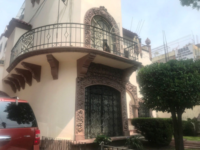 Casa Venta Polanco Catalogada Terreno 444m2