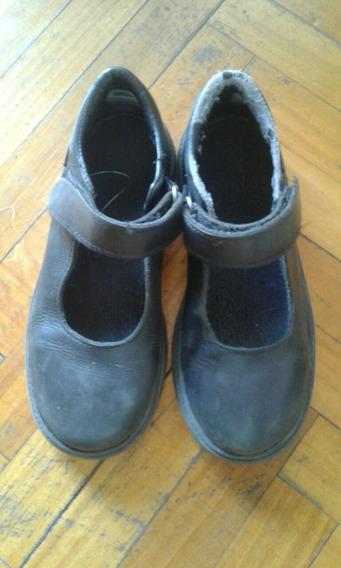 Zapatos Escolares Talle 35
