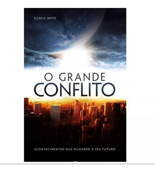 Livro Ellen G. White O Grande Conflito Brochura Cpb